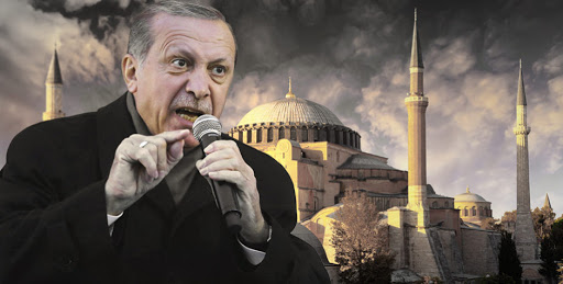 ERDOĞAN'S CONVERSION OF HAGIA SOPHIA TO A MOSQUE AN ACT OF WICKEDNESS