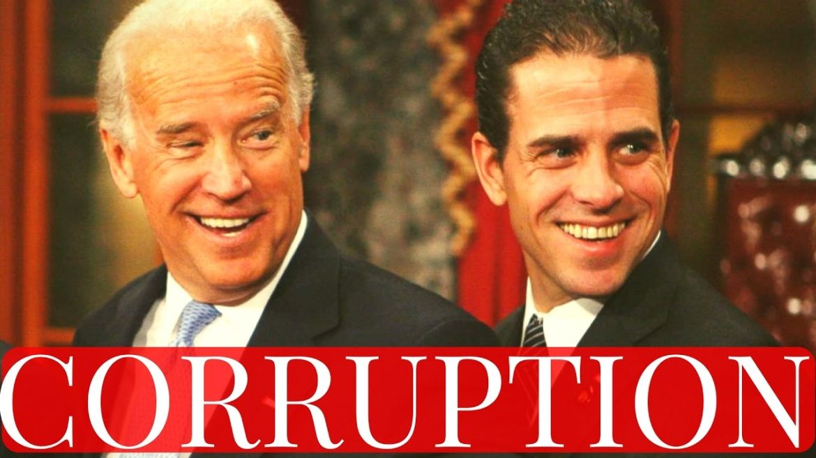 "DEMOCRATS OR ""DEMONCRAFTS""? JOE CORRUPT BIDEN, THE BIG GUY IN THE MIX"